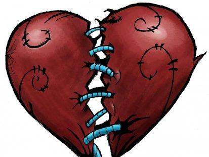 O que cura um coração machucado?