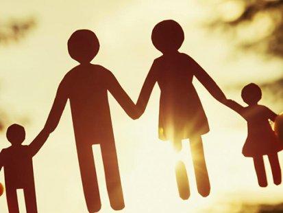 O que me ajuda a ser família?