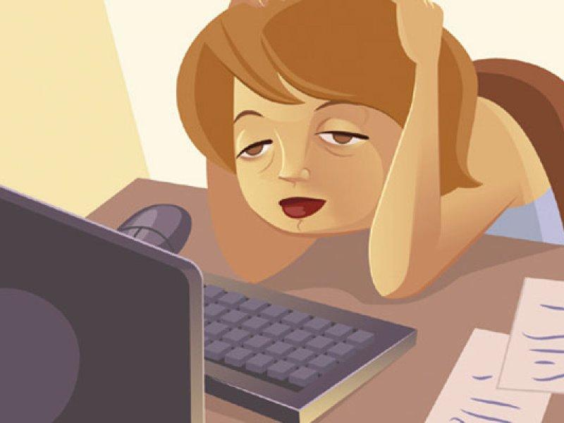 Impactados pelo estresse